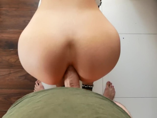 Russian Homemade Anal Fisting