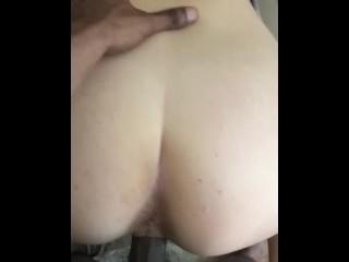 DickofWakanda Pounding Sexy Tattooed White Girl