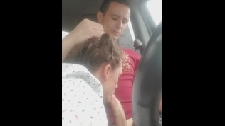 She Loves To Duck My Cock While I Drive…good Girl