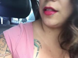 Ellie Boulder – dangerous public flashing & upskirt!