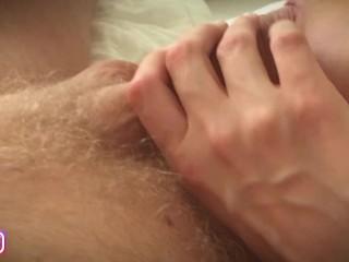 Sexy girlfriend gives morning blowjob POV - LenaLouix