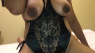 คลิปโป๊ คลิปหลุด XXX  BBW Thai girl slut 3 (Hot! lingerie)