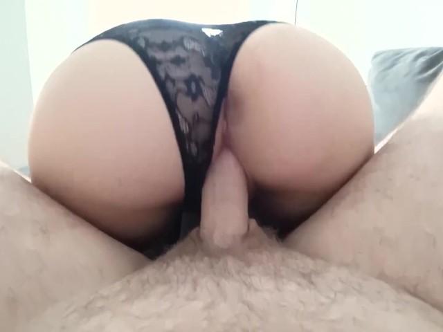 Sex in panty