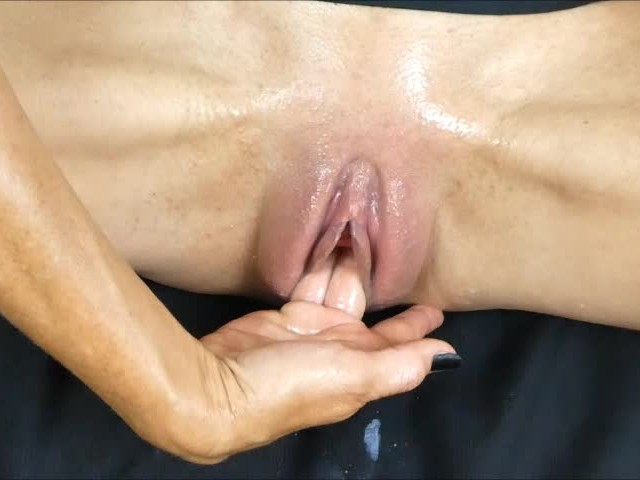 Solo Teen Squirting Orgasm