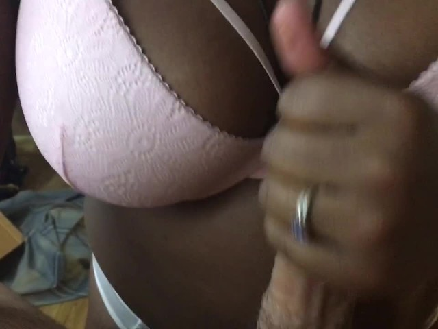 Amateur Ebony White Boyfriend