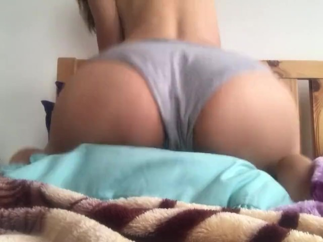 Female Pillow Humping Orgasm