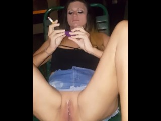 Hot new toy with lots of orgasms and squirting