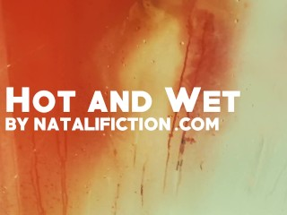 I interrupt Nat while she showering, what will happen? - Natali Fiction