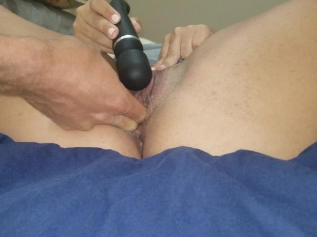 Deep Creampie:latina Milf Legs Over Her Head, Fucked Balls Deep Cumming