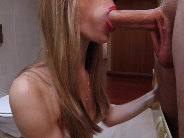 Mexican Blowjob Cum Mouth