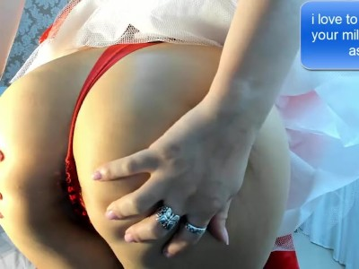 ASMR Cosplay Girl Alemã Joi Jerk OFF BIG BOOBS BIG ASS SEXY GIRL
