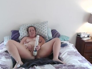 Horny Milf Fucks XL Dildo With Explosive Orgasm and Squirts