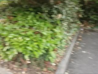 Public Car Park Blow Job & Swallow