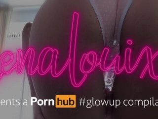 Five months of passion, sex and fun - #GLOWUP2018 Compilation - LenaLouix
