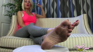 Nikki Ashton - Dirty Giantess...