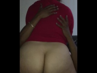red hairy pussy creampie