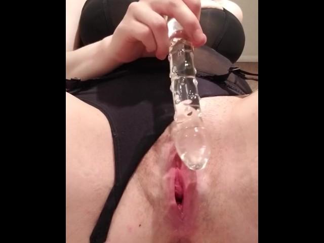 Lesbians Grinding Wet Pussy