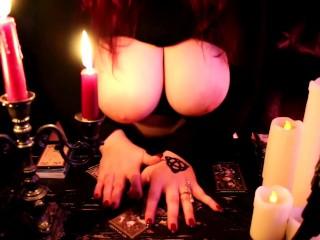 Vampire Lust Feast – Atmospheric Goth Vamp Alone Orgasm