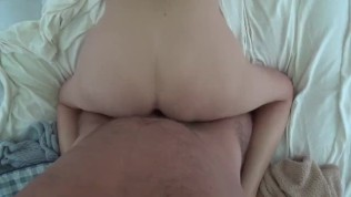 Camping sex: tent sex ends in anal