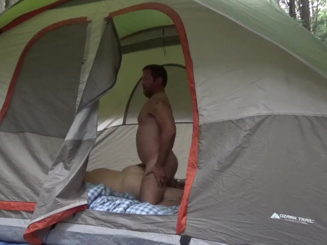 amateur fuck in a tent