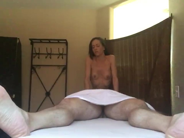 Asian Massage Hidden Cam