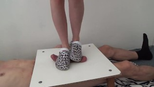 Extreme Cock & Ball Crushing – CBT Trample