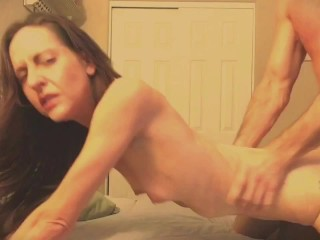 Banged Domestic dog Taste – Begs for Pussy filling – Cuckold POV