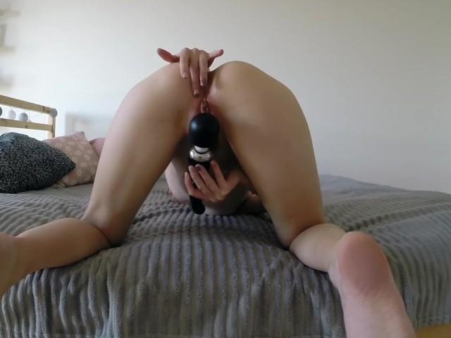 Teen Catches Guy Masturbating