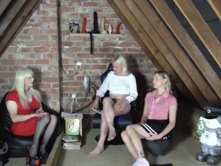 SEX IN THE ATTIC INTERVIEW WITH TV BJ QUEEN