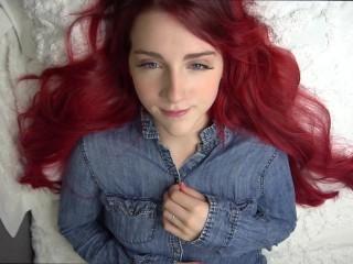 Red Hair Beautiful Agony