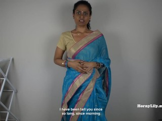 Mom And StepSon Fuck While Dad's Away (tamil)