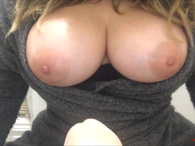 Intense Male Moaning Orgasm