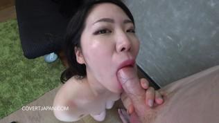 Japanese Cutie Mao Tries...