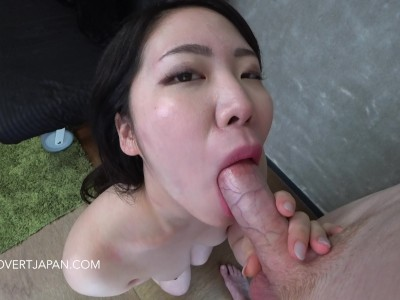 Japanese Cutie Mao Tries Gaijin Delivery – Covert Japan