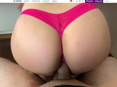 Hottest Petite fucked while...
