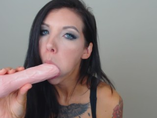 PornHub Hooker Blows You – POV Bj by Scortching hot Tattooed Hottie
