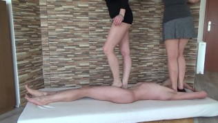 double trampling – part two