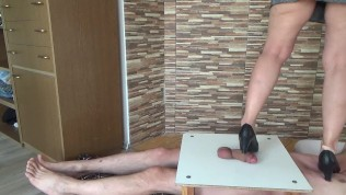 double CBT – trampling – part two