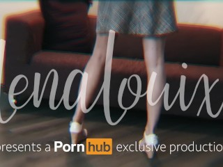 Horny college girl goes wild on first Tinder date - LenaLouix