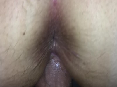 Sexy Bitch Gets Doggy Fuck Showing Inside View of Pussy Gap Open Cumshot