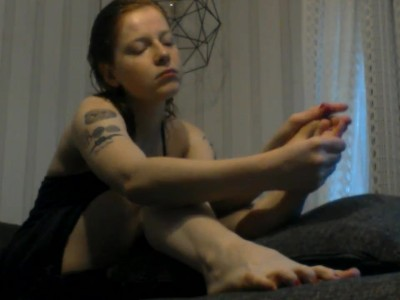 Foot Massage and Toe Sucking
