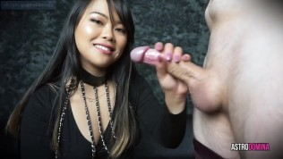 Hot Asian Handjob