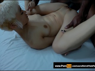 Kitten Kam Rides Again! Throat Fuck w/ Pounding Missionary, Cowgirl and Cum