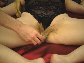 BEYOND TEASING: Feather Tickling and Oil Massage (part 1)