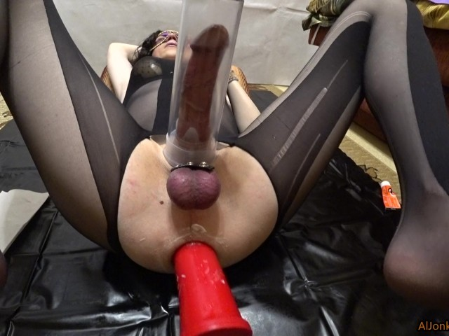 Anal Fucking Trimmed Pussy