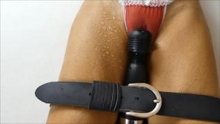 bound multi squirt orgasm torture for hot milf