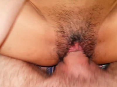 After Cumshot Again in Her Tight Pussy - Gf 18 Years Young Thai Get Sperm - Free Porn Videos