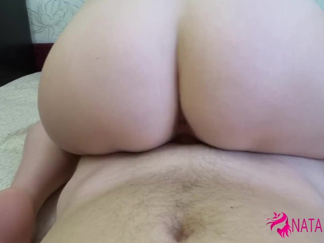 Amateur Reverse Cowgirl Fuck With Juicy Creampie