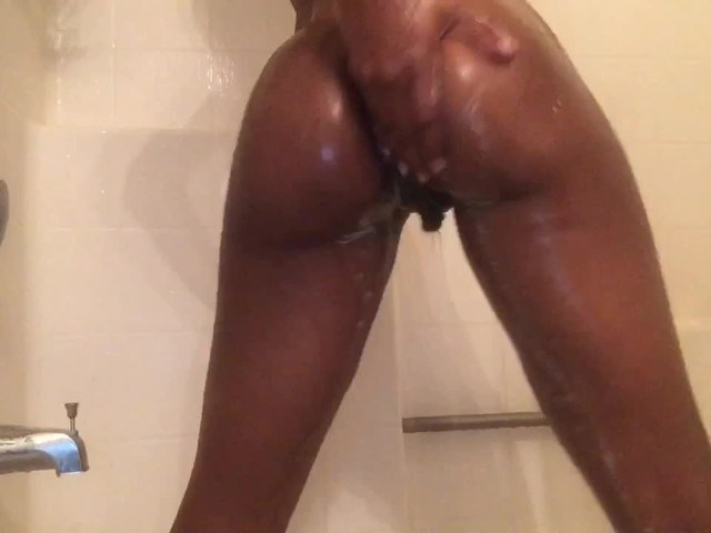 Thick Ebony Twerk Naked
