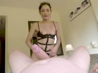 Valentina Bianco fucking in the bedroom